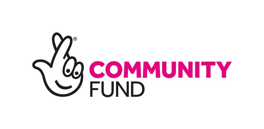 white with colour community fund